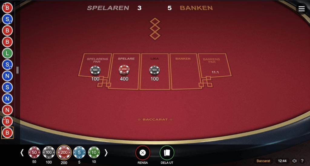 Spel hemma baccarat casino 123856