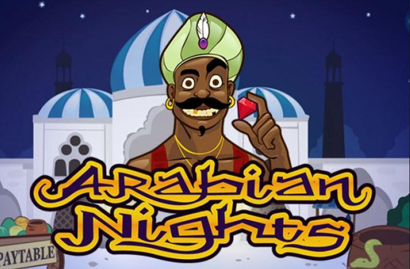 Arabian Nights freespins casinofusk 244981