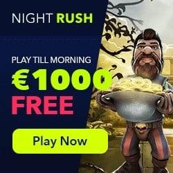 Nightrush bonus swish på 350986