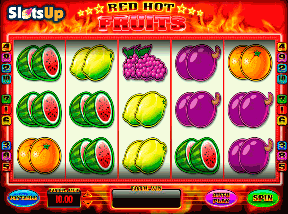 Free spins Fruits 436090