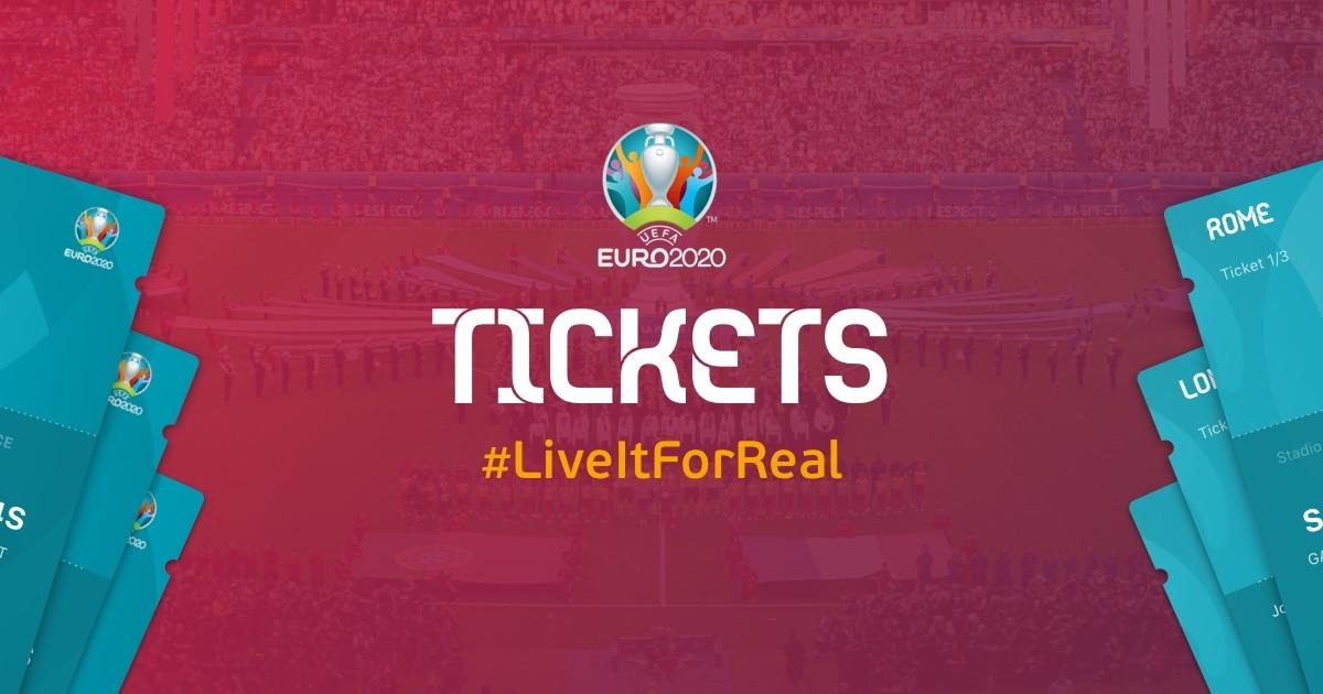 UEFA 2021 tickets 596667