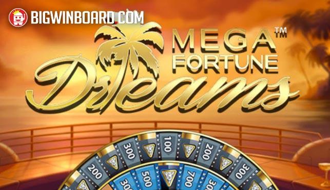 Mega fortune dreams 465893