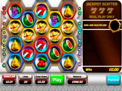 Cash Drop slot Expekt 616221