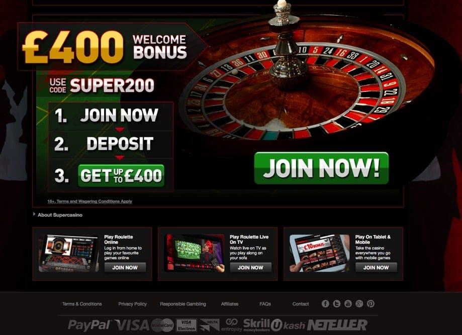 Casino som accepterar paypal 356809