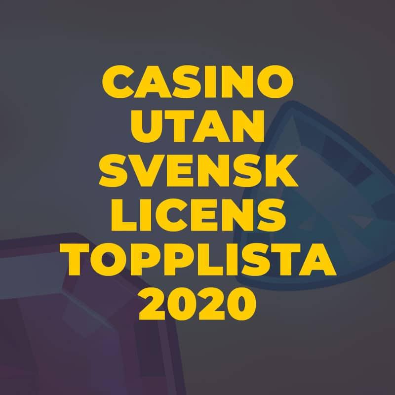 Casino utan regeringen 623530