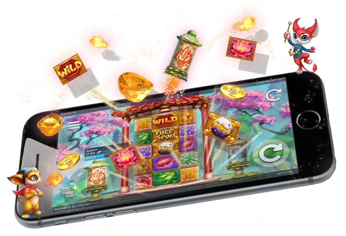 Online casino betalmetod Slotty 596707