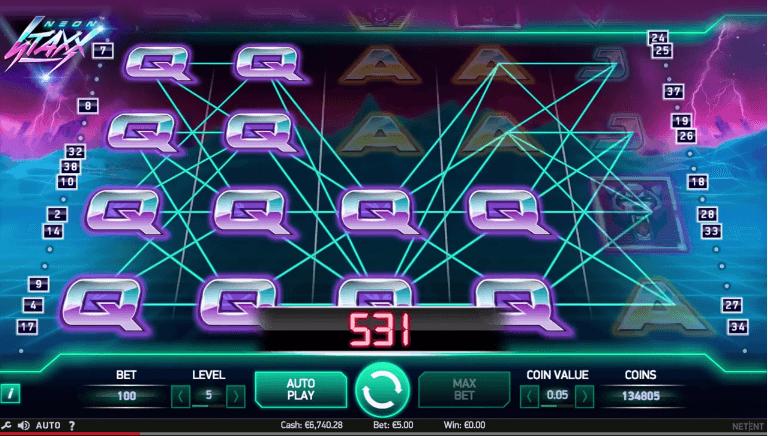 Recension nätcasinon Neon 314976